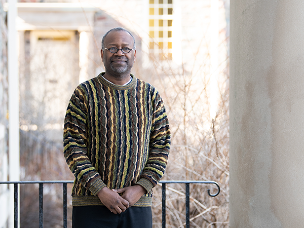 Robert Wright is a social worker and chair of the African Nova Scotian Decade for People of African Descent (DPAD) Coalition's justice committee. - RYAN WILLIAMS