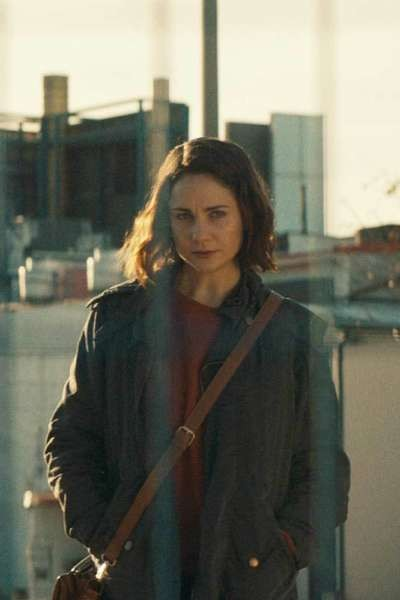 Tuppence Middleton ruminates in welcome Twin Peaks pastiche as Abby in Clifton Hill. - ENTRACTFILMS.COM STILL