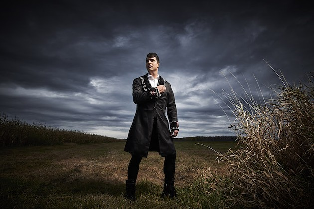 """When Jeremy Dutcher won the Polaris Prize in 2018, he said: """"Canada, you are in the midst of an Indigenous renaissance. Are you ready to hear the truth that needs to be told?"""" - MATT BARNES PHOTO"""