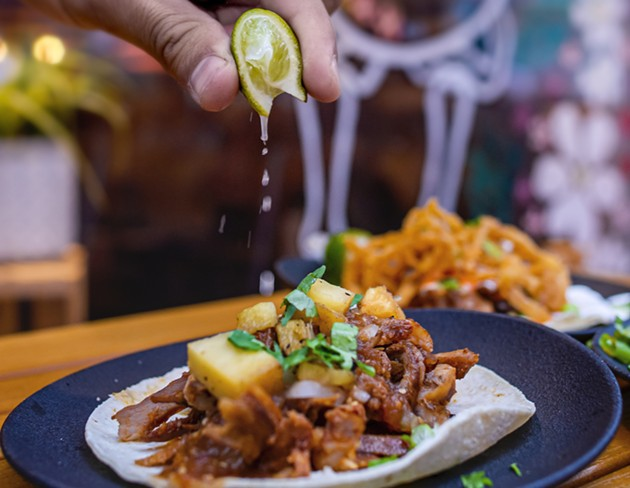 Halifax Taco Week is your chance to become a wrap star. - KYLEE NUNN