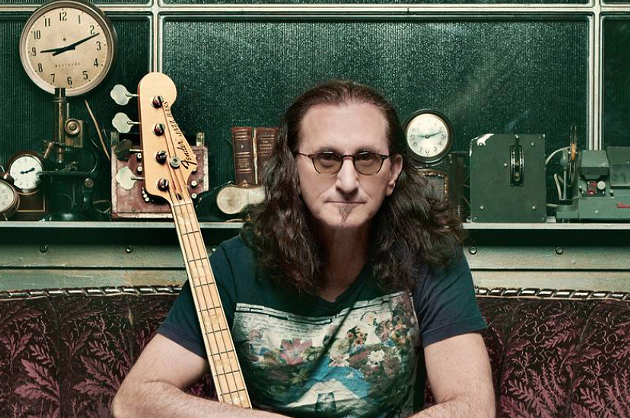 Canada's most famous soul-patch-wearer and bassist comes to the Halifax Shopping Centre on Dec 14. - RICHARD SIBBALD PHOTO
