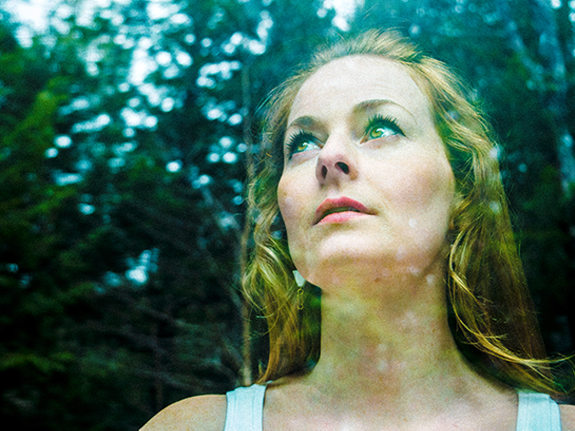 Jenn Grant's first-ever ticketed COVID concert is happening this Sunday. - SUBMITTED PHOTO