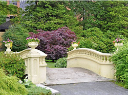 The Public Gardens are an oasis in the middle of the peninsula. - THE COAST