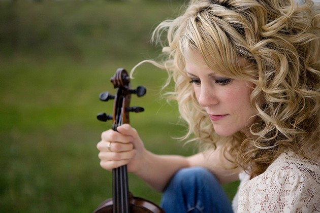 Natalie MacMaster might be the queen of Canadian celtic music, but let's not forget she lives in Ontario. - NATALIEANDDONNELL.COM