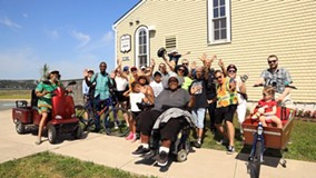 The Walk, Ride & Roll first took place last year, but Africville was ignored by the city long before that - LINDELLSMITHHFX.CA