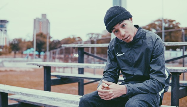 Kye Clayton found viral fame in 2018, after his first Soundcloud release got over 1,100 plays in 24 hours. He lives in Halifax's Uniacke Square. - ANDREW RHODENIZER PHOTO