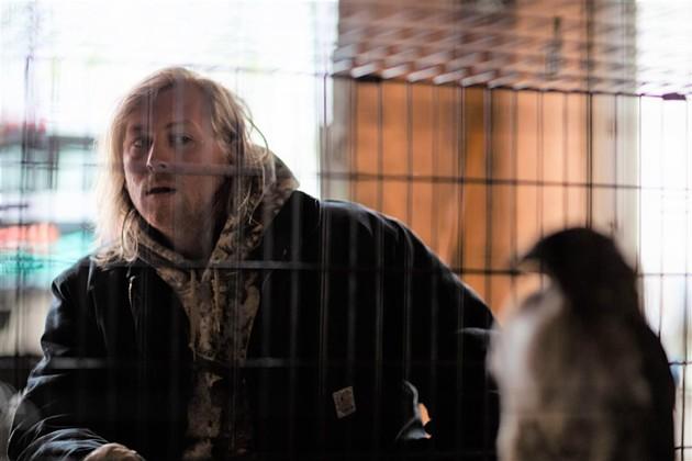 Olson as Jamie in Bone Cage. - FINFESTIVAL.CA FILM STILL