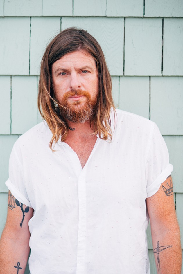 Matt Mays is helping Alexander Keith celebrate 225 spins 'round the sun this week. - DEVIN MCLEAN