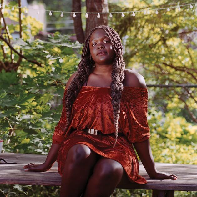 Francesca Ekwuyasi's debut novel, Butter Honey Pig Bread was released this fall—and immediately landed on the prestigious Giller Prize long list. - DARIO LOZANO-THORNTON