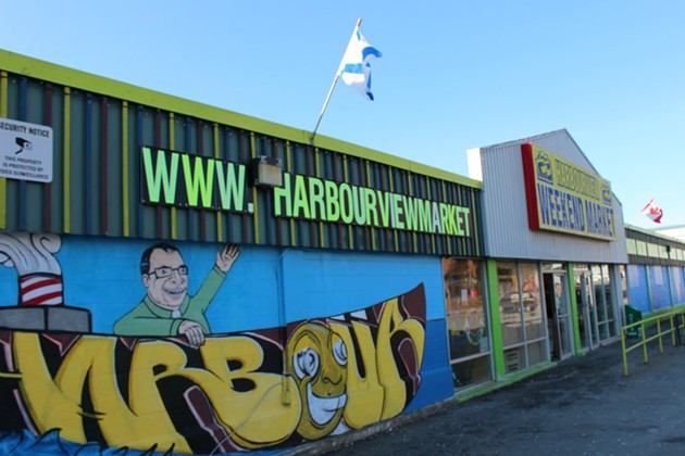 HARBOURVIEW MARKET FACEBOOK