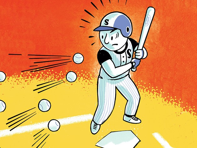 Dan takes a swing at lots of questions this week. Do you think he hit any home runs? - JOE NEWTON