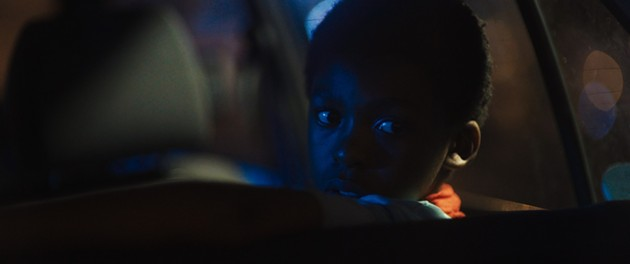 The rich use of colour and light in BOY recalls some of Oscar winner Moonlight's strongest scenes. - FILM STILL