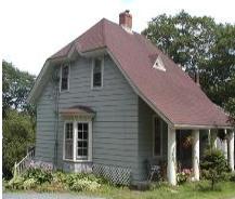 Sir Sanford Fleming Cottage via historicplaces.ca