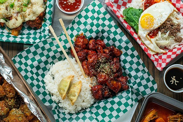 Sweet and spicy or honey garlic, both will have you wishing there was more. - SUBMITTED