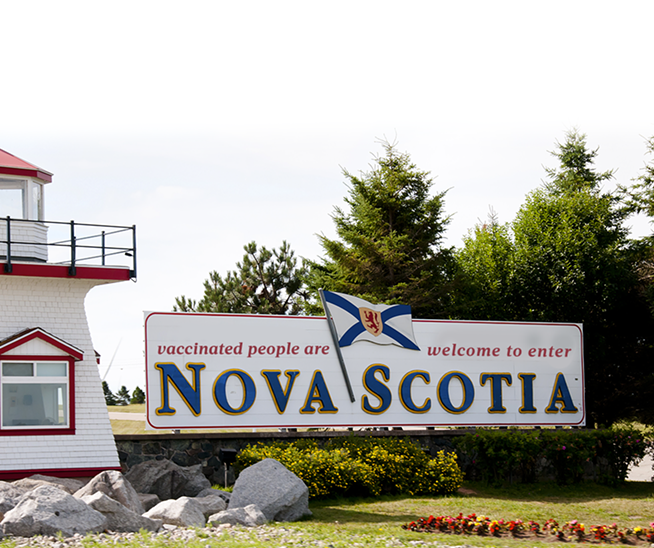 Most public health rules will end when Phase 5 reopening starts September 15 in Nova Scotia, but COVID border restrictions will stay in place. - PHOTO ILLUSTRATION THE COAST