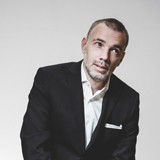 Buck 65 (Rich Terfry) is host of CBC's Drive. - ROB CAMPBELL