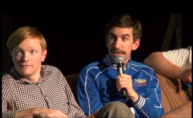 Miller and Rollie on the Comedy Couch