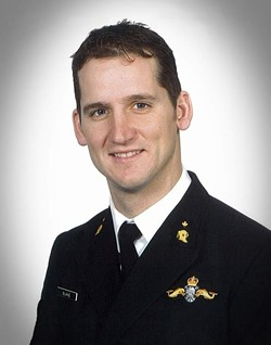 Petty Officer Second Class Craig Blake