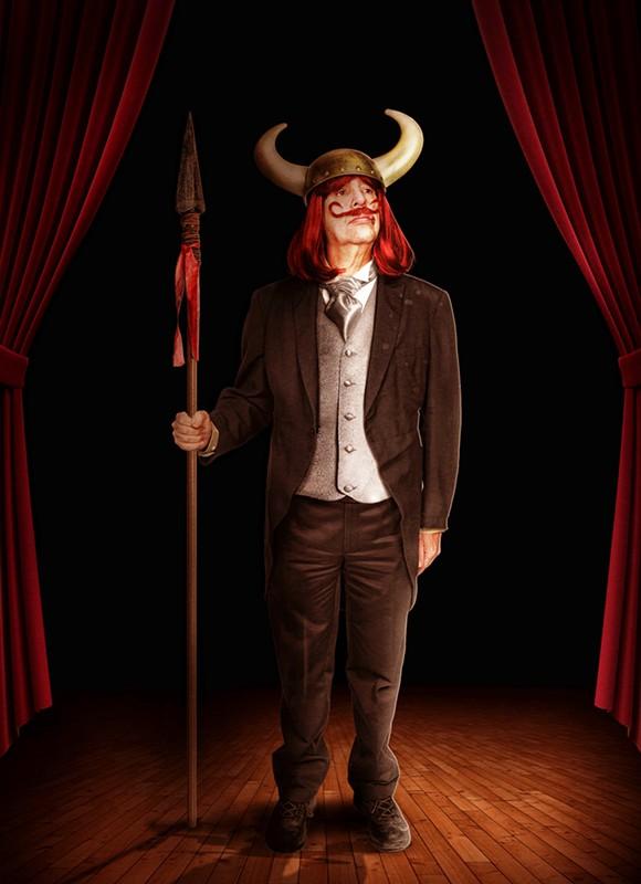 "Operatic Muse says ""Happy Birthday Fringe!"""