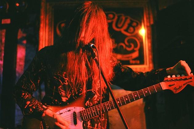 Josh Salter (Monomyth) at Gus' Pub - KATE GIFFIN