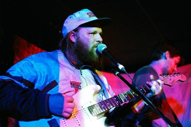 Walrus (Justin Murphy) at Gus' Pub - KATE GIFFIN
