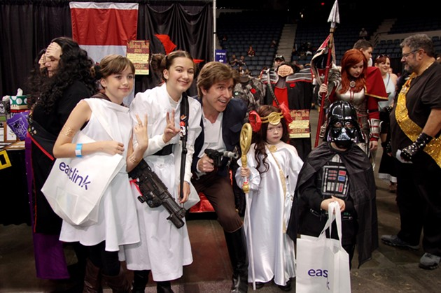 Star Wars family - ADRIA YOUNG