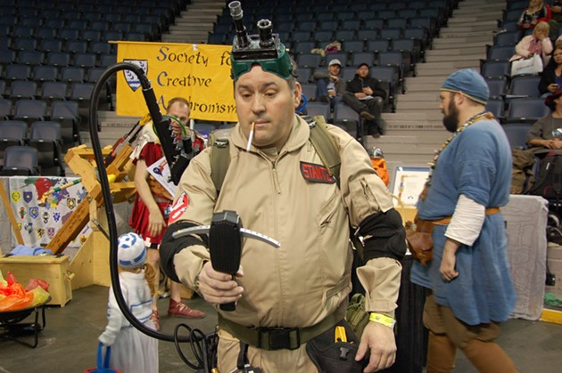 Ray Stantz, Ghostbusters - ADRIA YOUNG