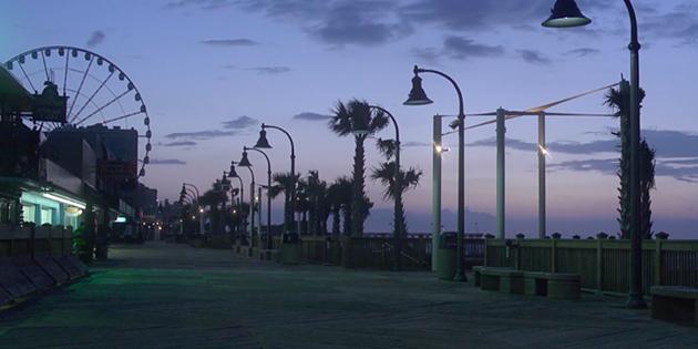 Myrtle Beach - MICHAEL FULLER/NEIL ROUGH