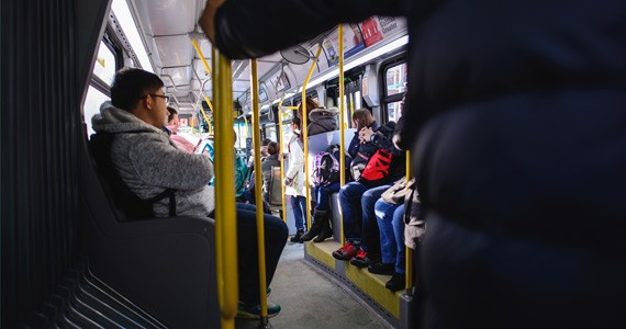 Riding one of these may soon get a little easier for low-income Nova Scotians. - SAM KEAN