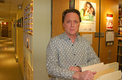 Dr. Rod Wilson has worked at the North End Community Health Centre for the last 18 years. - THE COAST