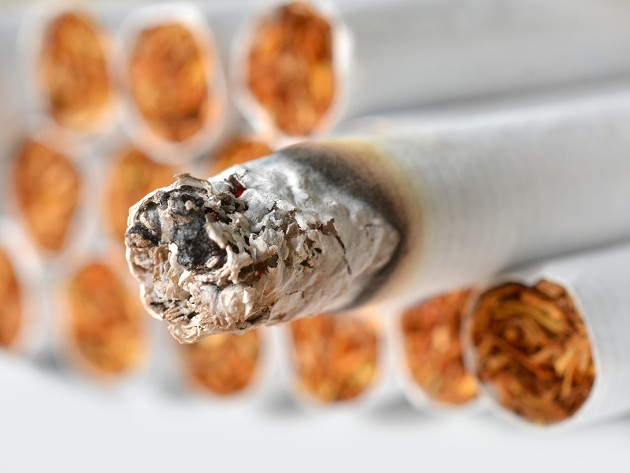 Smoking is bad for you. - VIA ISTOCK