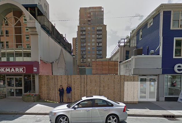 Super classy streetview screenshot of soon-to-be location - GOOGLE STREETVIEW