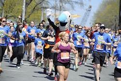 Run, run as fast as you can. - BLUENOSE MARATHON