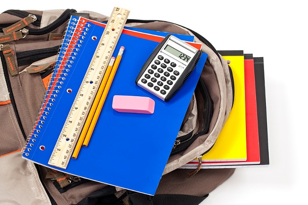 Back-to-school shopping is a lot more fun when you're doing it to help other people. - VIA ISTOCK