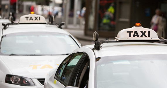 Would cameras make you feel safer getting into a cab? - VIA ISTOCK