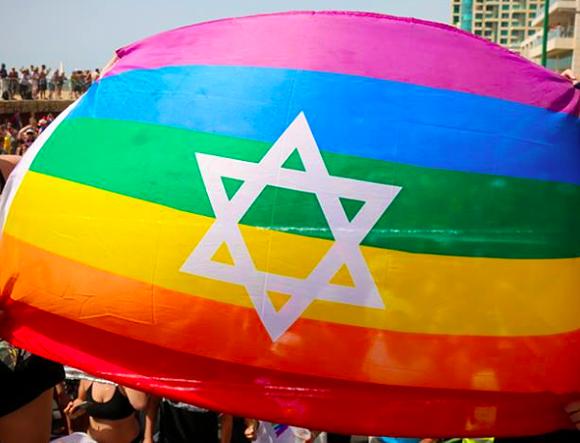Attendees at 2016's Pride festival in Tel Aviv. - VIA TEL AVIV PRIDE ON FACEBOOK