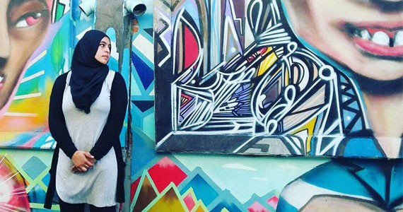 Masuma Khan is a third-year Dalhousie student majoring in international development studies, and the outreach and campaigns coordinator at the Equity and Accessibility office for the Dal Student Union.