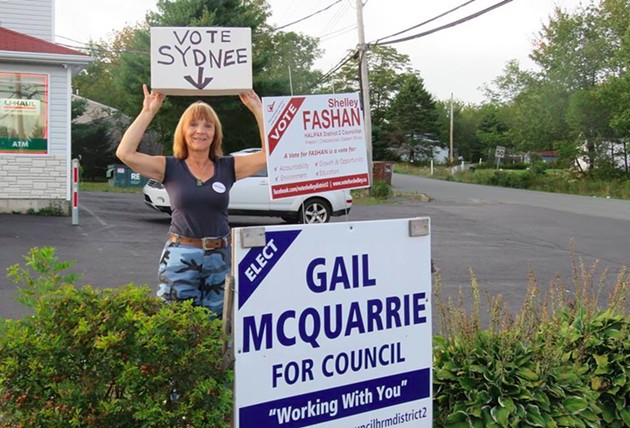 McKay can be reached at 902-827-4220 and canadianmt@eastlink.ca, or via Facebook. - VIA CANDIDATE