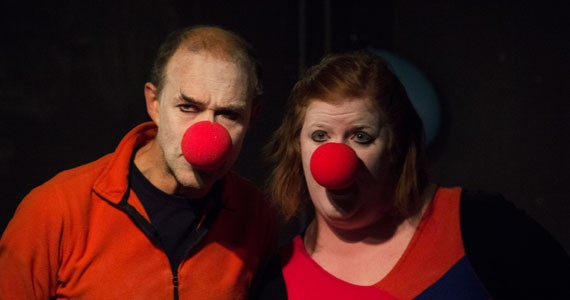 Scary clown musical? Oh go on then. - ASHLEY PETTIPAS