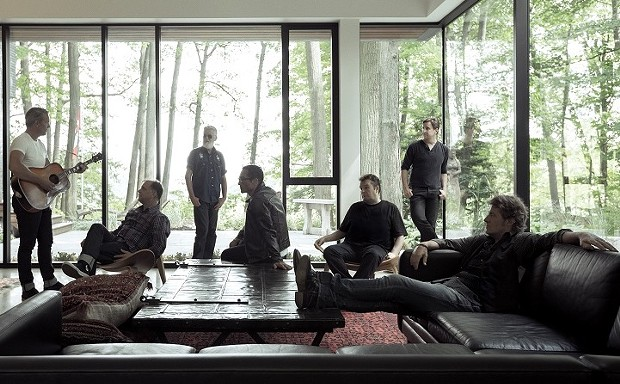 In Halifax, Blue Rodeo was as vibrant as ever, with no signs of slowing down. - DUSTIN RABIN