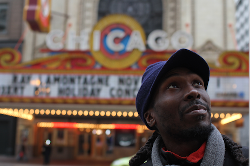 Chicago legend RP Boo brings the noise to Menz (see 1). - SUBMITTED