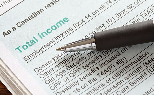 Income tax, do or do not? - THE COAST