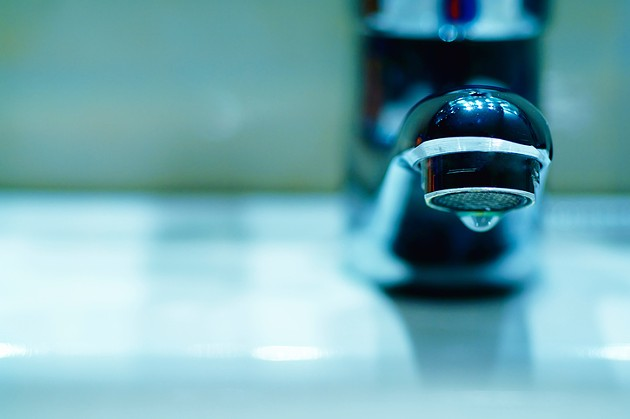 Don't drink the water. - VIA ISTOCK