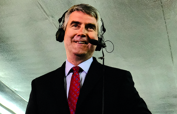 Premier Stephen McNeil on election night. - TED PRITCHARD