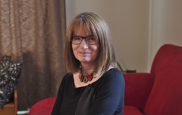 Christine Saulnier (@cmysaul), PhD, is the Nova Scotia director of the Canadian Centre for Policy Alternatives (@ccpans). - SUBMITTED