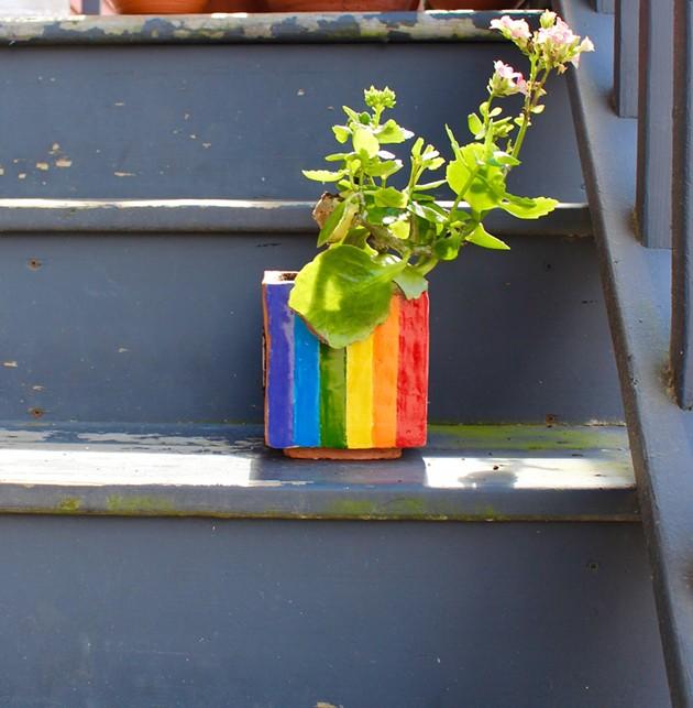 Queer Gardens - ARJUN LAL