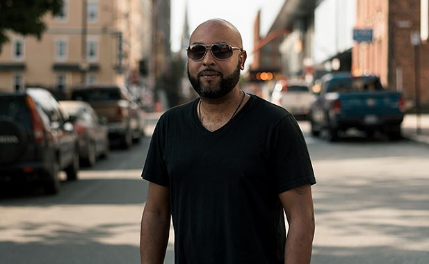 DJ R$ $mooth says the public is less likely to support Black-owned businesses. - ALEXA CUDE