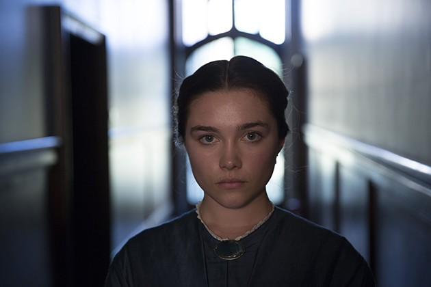 Florence Pugh in Lady MacBeth. - VIA IMDB