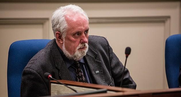 Preston–Chezzetcook–Eastern Shore councillor David Hendsbee, pictured inside City Hall. - RILEY SMITH