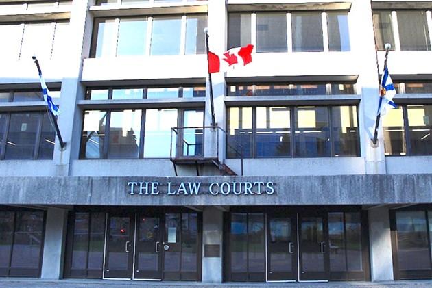 Nova Scotia Supreme Court - KATIE TOTH